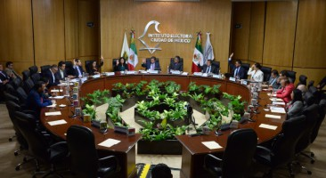 IECM ajusta plazos para aspirantes ciudadanos a Jefatura de Gobierno