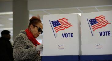 ¿Cómo voto por adelantado en Estados Unidos?