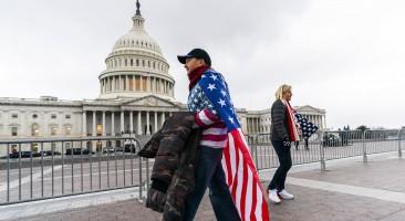 El Congreso se reúne para declarar ganador a Biden pese a la rebelión inédita de republicanos liderados por Trump