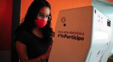 Votarán desde el extranjero más de 33 mil mexicanos
