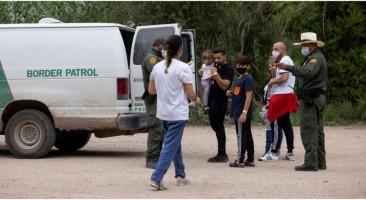 Más de 1.7 millones de migrantes fueron detenidos en la frontera sur de EU entre septiembre de 2020 y 2021: Washington Post